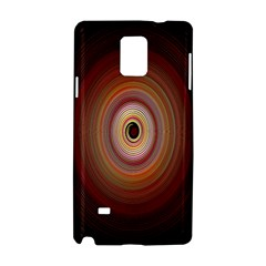 Colour Twirl Samsung Galaxy Note 4 Hardshell Case