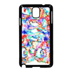 Soul Colour Light Samsung Galaxy Note 3 Neo Hardshell Case (Black) by InsanityExpressed