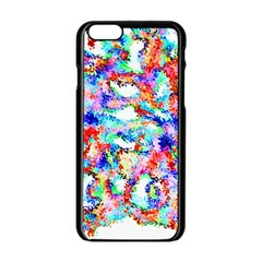 Soul Colour Light Apple Iphone 6 Black Enamel Case by InsanityExpressed