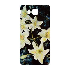 Bright Lilies Samsung Galaxy Alpha Hardshell Back Case