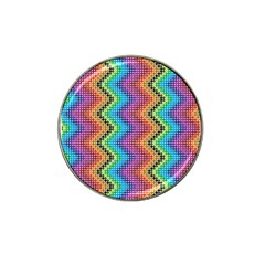 Aztec 3 Hat Clip Ball Marker (4 Pack) by theimagezone