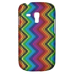 Aztec 3 Samsung Galaxy S3 Mini I8190 Hardshell Case by theimagezone