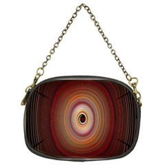 Colour Twirl Chain Purses (two Sides)  by InsanityExpressed