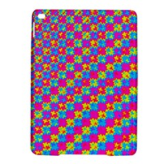 Crazy Yellow And Pink Pattern Ipad Air 2 Hardshell Cases by KirstenStar