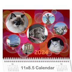 Jane 2017 By Deborah   Wall Calendar 11  X 8 5  (12 Months)   5w6v2dfk5jq6   Www Artscow Com Cover