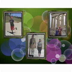 Jane 2017 By Deborah   Wall Calendar 11  X 8 5  (12 Months)   5w6v2dfk5jq6   Www Artscow Com Month