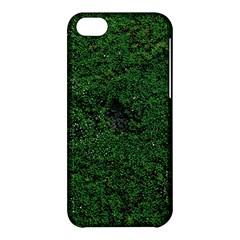Green Moss Apple Iphone 5c Hardshell Case by InsanityExpressed