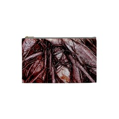 The Bleeding Tree Cosmetic Bag (small)  by InsanityExpressed