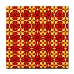 Cute Pretty Elegant Pattern Tile Coasters by creativemom