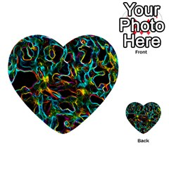 Soul Colour Multi Purpose Cards (heart)  by InsanityExpressedSuperStore