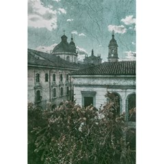 Colonial Architecture At Historic Center Of Bogota Colombia 5 5  X 8 5  Notebooks