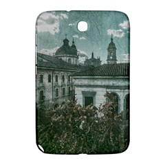 Colonial Architecture At Historic Center Of Bogota Colombia Samsung Galaxy Note 8 0 N5100 Hardshell Case  by dflcprints