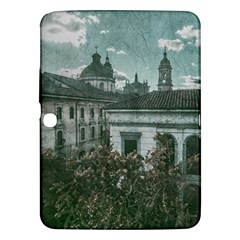 Colonial Architecture At Historic Center Of Bogota Colombia Samsung Galaxy Tab 3 (10 1 ) P5200 Hardshell Case  by dflcprints