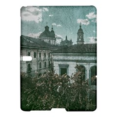Colonial Architecture At Historic Center Of Bogota Colombia Samsung Galaxy Tab S (10 5 ) Hardshell Case  by dflcprints