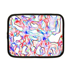 Soul Colour Light Netbook Case (small)  by InsanityExpressedSuperStore