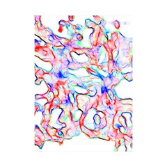 Soul Colour Light Shower Curtain 48  X 72  (small)  by InsanityExpressedSuperStore