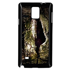 A Deeper Look Samsung Galaxy Note 4 Case (black) by InsanityExpressedSuperStore