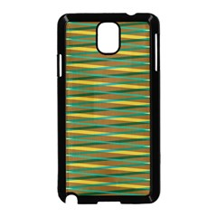 Diagonal Stripes Pattern Samsung Galaxy Note 3 Neo Hardshell Case