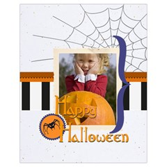 Halloween By Helloween   Drawstring Bag (small)   0cv9dsnioq75   Www Artscow Com Front