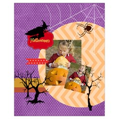 Halloween By Helloween   Drawstring Bag (small)   Ii2ofpp1m2vq   Www Artscow Com Front