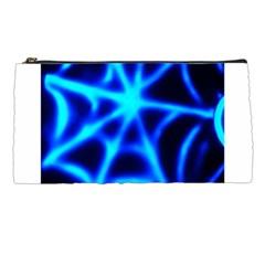 Neon web Pencil Cases by rzer0x