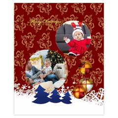 Xmas By Xmas   Drawstring Bag (small)   Wz2gvz2e0w16   Www Artscow Com Back