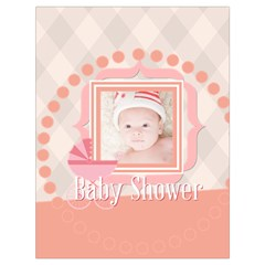 Baby By Baby   Drawstring Bag (large)   F8z98oq3rq1c   Www Artscow Com Back