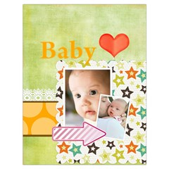 Baby By Baby   Drawstring Bag (large)   I9yiergoqs7v   Www Artscow Com Back