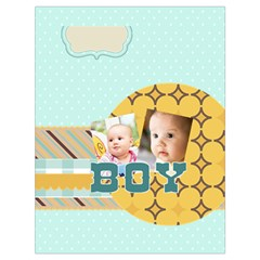 Baby By Baby   Drawstring Bag (large)   H0km5fk80yss   Www Artscow Com Back