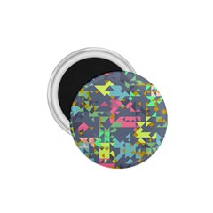 Pastel Scattered Pieces 1 75  Magnet by LalyLauraFLM