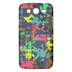 Pastel Scattered Pieces Samsung Galaxy Mega 5 8 I9152 Hardshell Case  by LalyLauraFLM