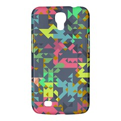 Pastel Scattered Pieces Samsung Galaxy Mega 6 3  I9200 Hardshell Case by LalyLauraFLM