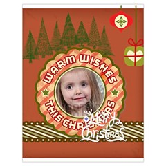 Xmas By Xmas   Drawstring Bag (large)   Twwwdiqpujn0   Www Artscow Com Back