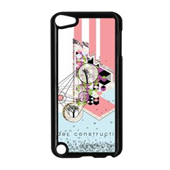Under Construction Apple Ipod Touch 5 Case (black) by infloence