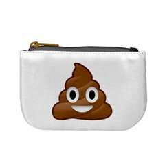 Poop Mini Coin Purses by redcow