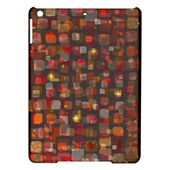 Floating Squares Apple Ipad Air Hardshell Case by LalyLauraFLM