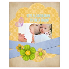Baby By Baby   Drawstring Bag (large)   Riwmv0le28t8   Www Artscow Com Front