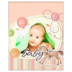 Baby By Baby   Drawstring Bag (small)   Rlhk64e2l237   Www Artscow Com Front