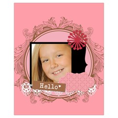 Kids By Kids   Drawstring Bag (small)   T2c3e6wqp3wb   Www Artscow Com Front