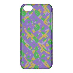 Mixed Shapes Apple Iphone 5c Hardshell Case by LalyLauraFLM
