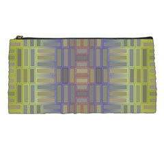 Gradient Rectangles Pencil Case by LalyLauraFLM