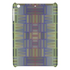 Gradient Rectangles Apple Ipad Mini Hardshell Case by LalyLauraFLM