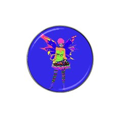 Fairy Punk Hat Clip Ball Marker (4 Pack) by icarusismartdesigns
