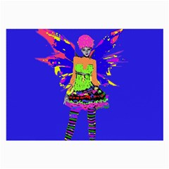 Fairy Punk Large Glasses Cloth (2 Side) by icarusismartdesigns