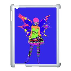 Fairy Punk Apple Ipad 3/4 Case (white) by icarusismartdesigns
