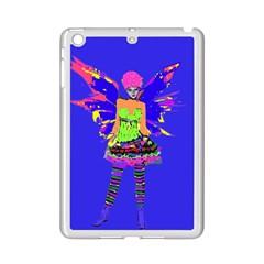 Fairy Punk Ipad Mini 2 Enamel Coated Cases by icarusismartdesigns