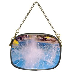 Splash 3 Chain Purses (one Side)  by icarusismartdesigns