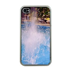 Splash 3 Apple Iphone 4 Case (clear) by icarusismartdesigns