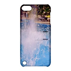 Splash 3 Apple Ipod Touch 5 Hardshell Case With Stand by icarusismartdesigns