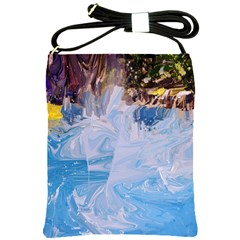 Splash 4 Shoulder Sling Bags by icarusismartdesigns